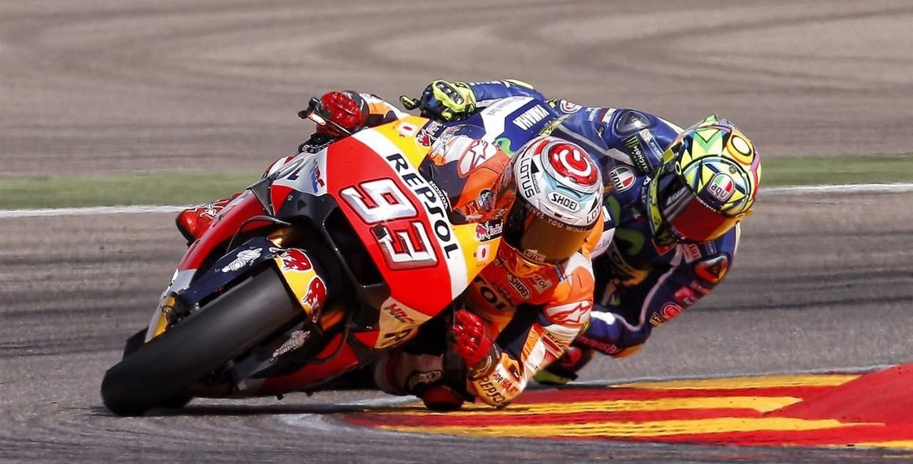 MotoGP Rennbericht Aragon 2016