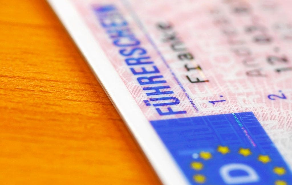 EU Führerschein 2013