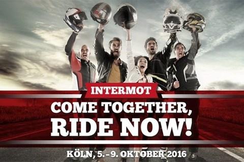 BMW Motorrad auf der INTERMOT 2016