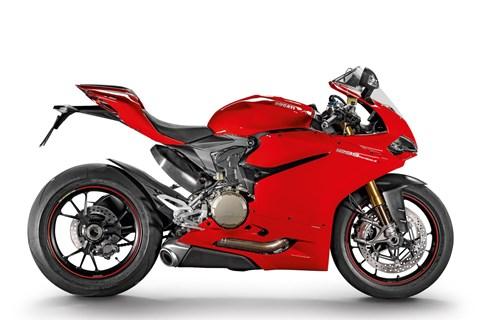 Ducati Panigale 1299 S 2017