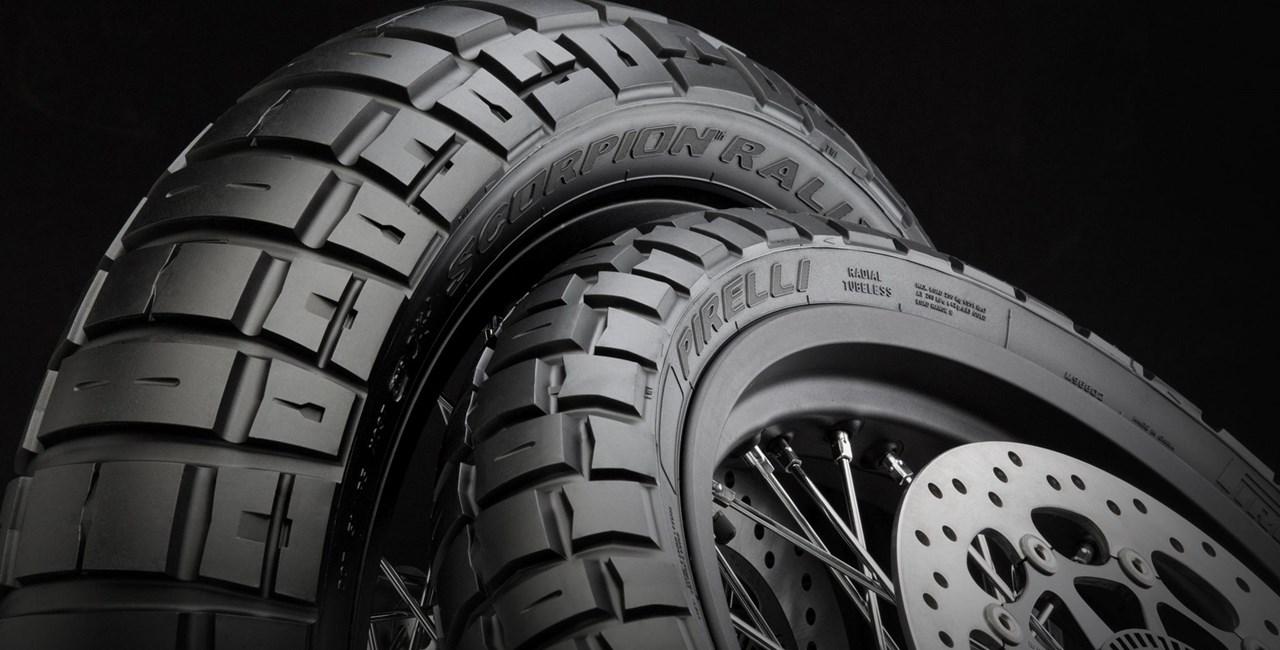 Pirelli präsentiert den SCORPION RALLY STR