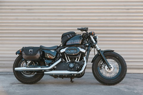 Legend Gear Softgepäck von SW-Motech für über 30 Harley-Modelle