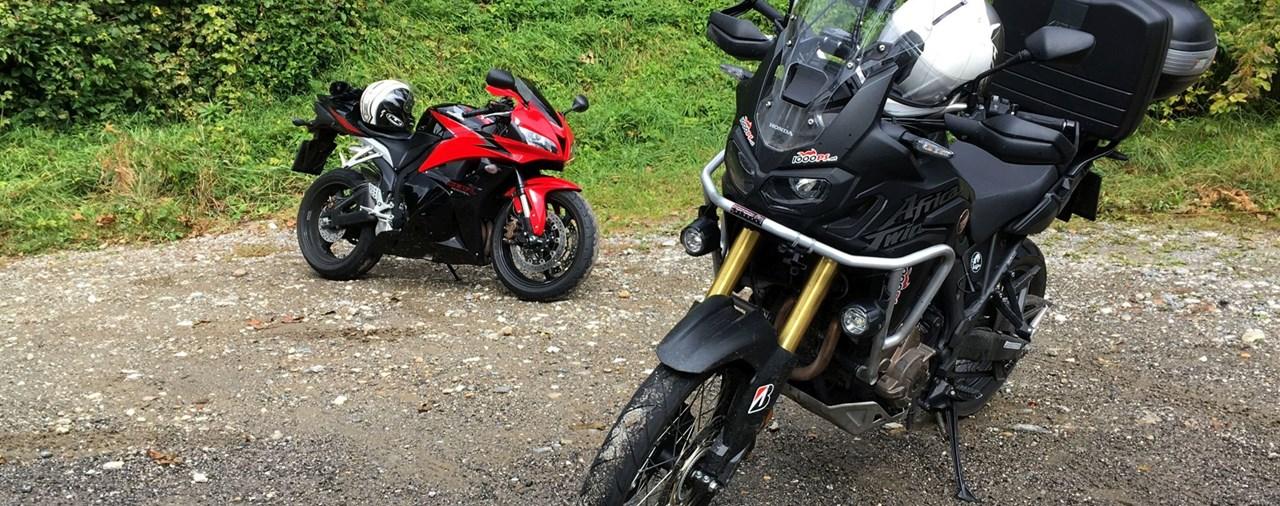Das 1000PS Straßentraining - Lernen am Motorrad, Spaß inklusive