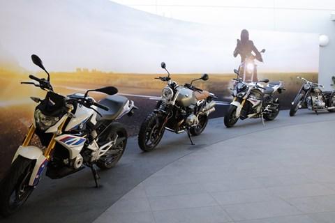 Neue Modelle von BMW