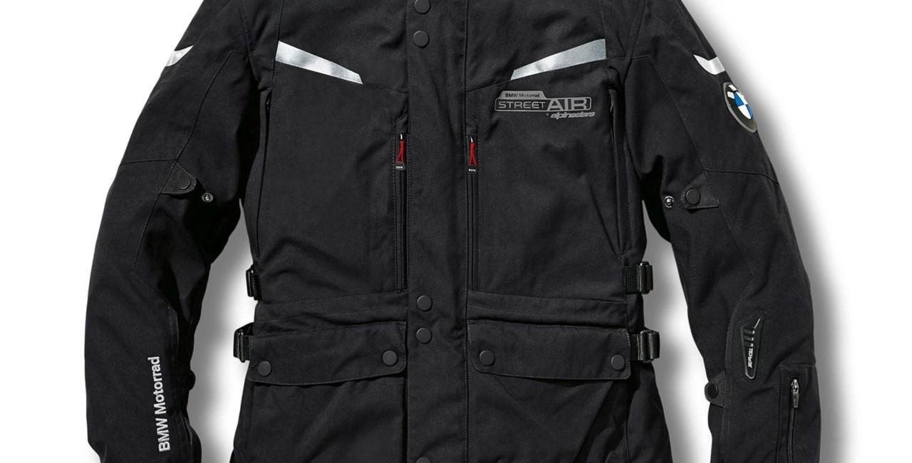 BMW Airbag-Jacke Street Air Dry by Alpinestars