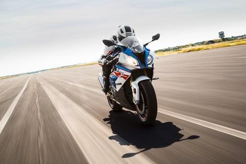 BMW Motorrad Test-Camp: Neue Modelle