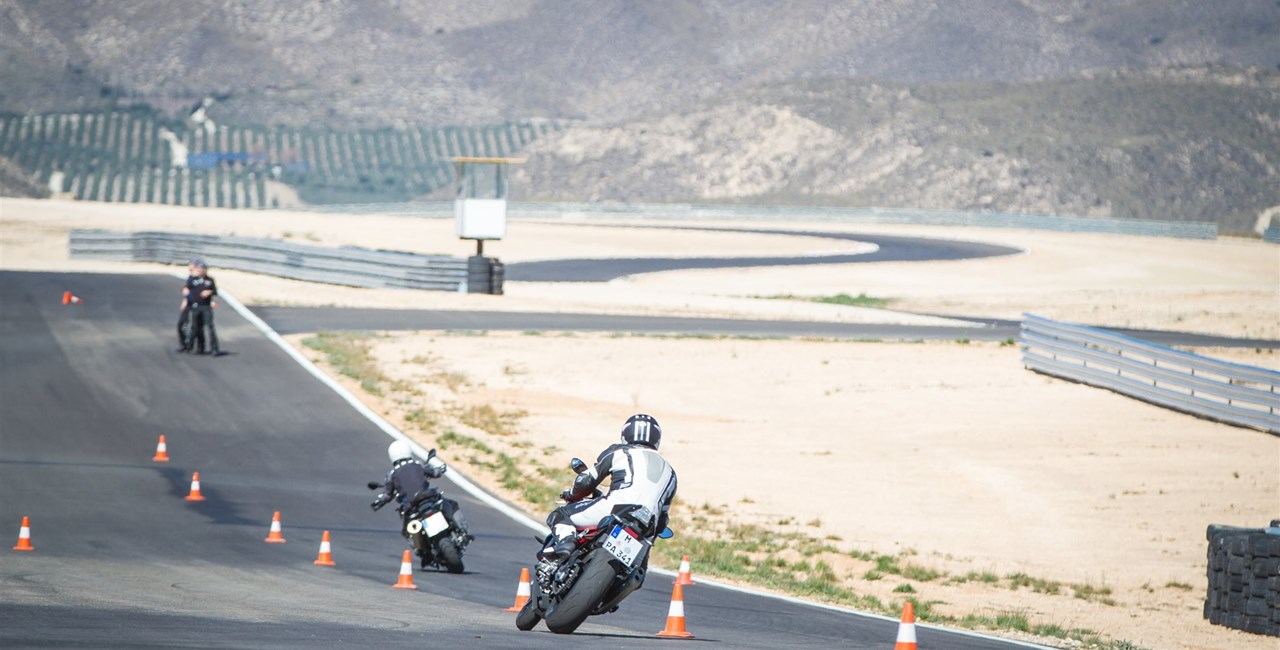 BMW Motorrad Test-Camp 2017: Wiederaufsteiger