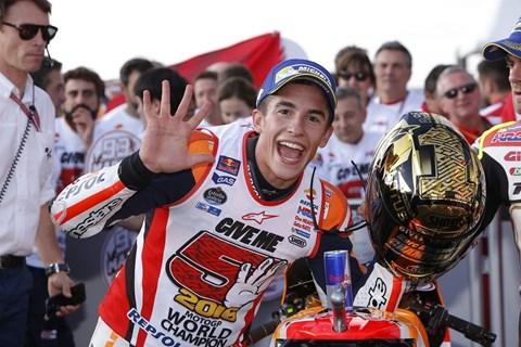 MotoGP Rennbericht Japan Marc Marquez Weltmeister 2016