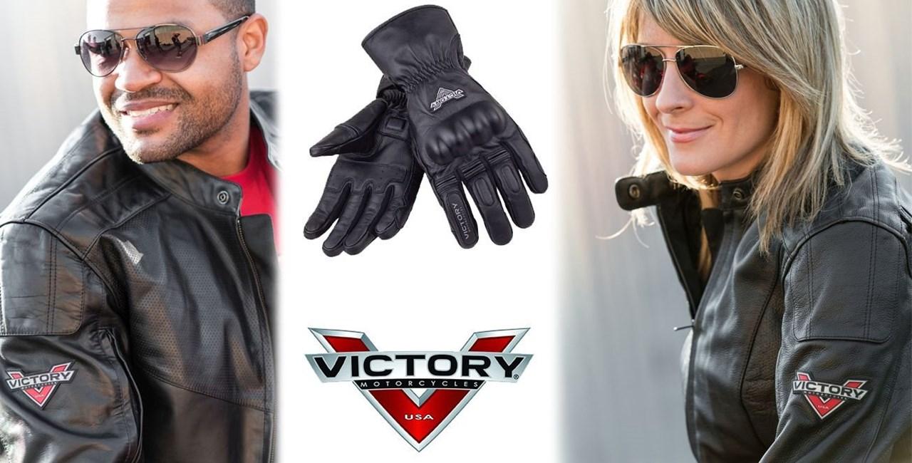 Neu bei Victory: Ignite Jacken  und Winter-Handschuhe