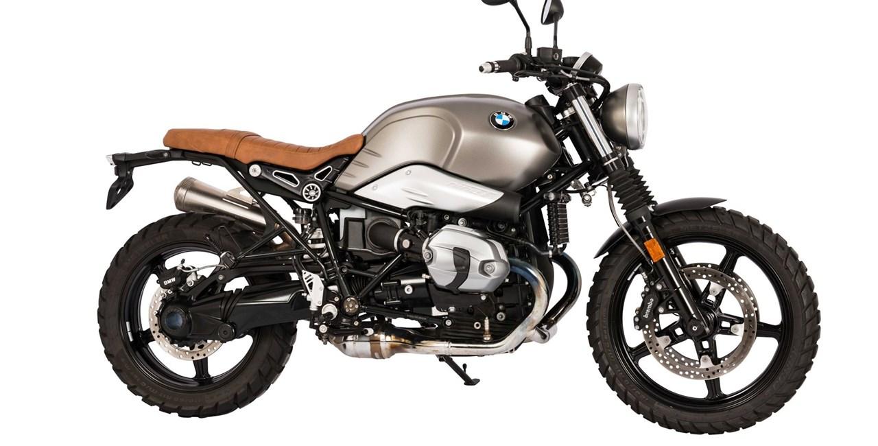 BMW R nineT Scrambler Zubehör von gilles.tooling