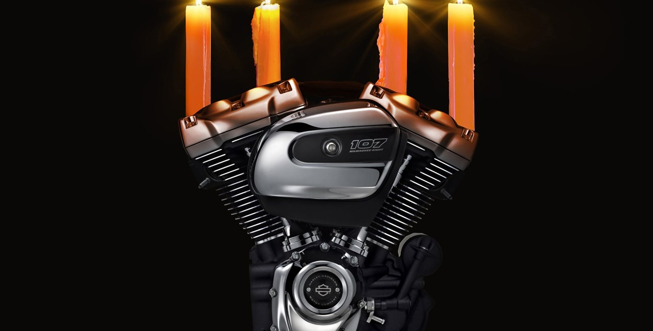 Nikolaus Open House bei Harley-Davidson Vertragshändlern