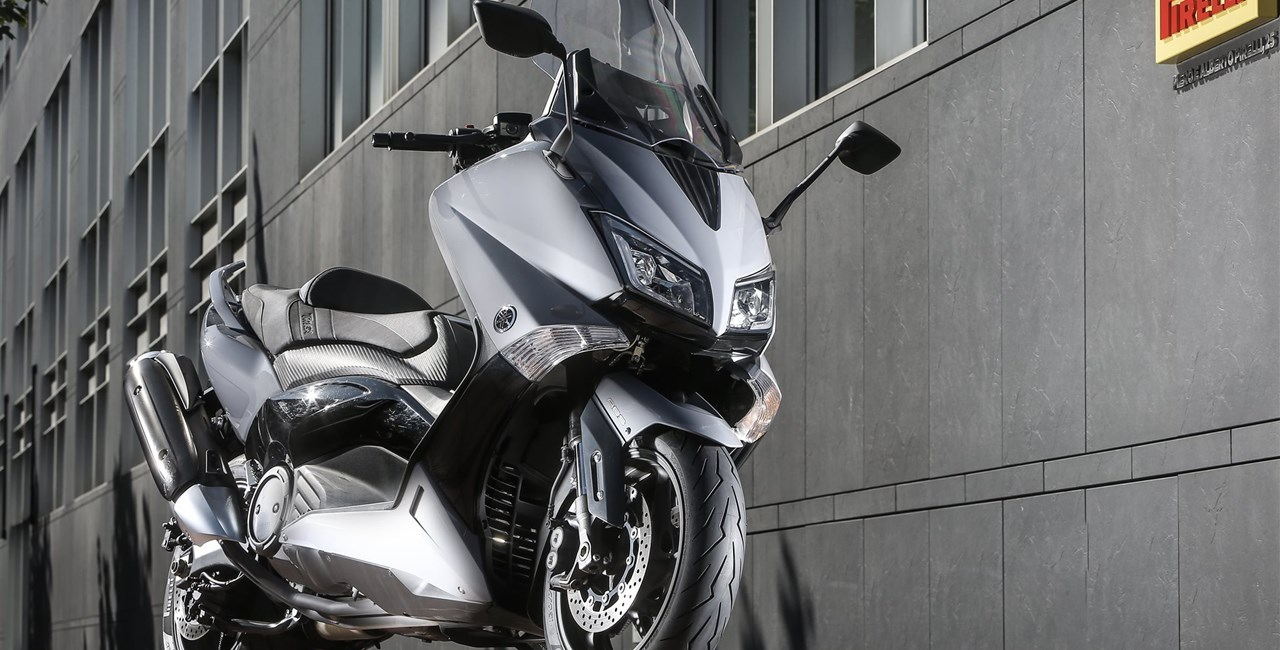 Pirelli präsentiert zwei neue Rollerreifen