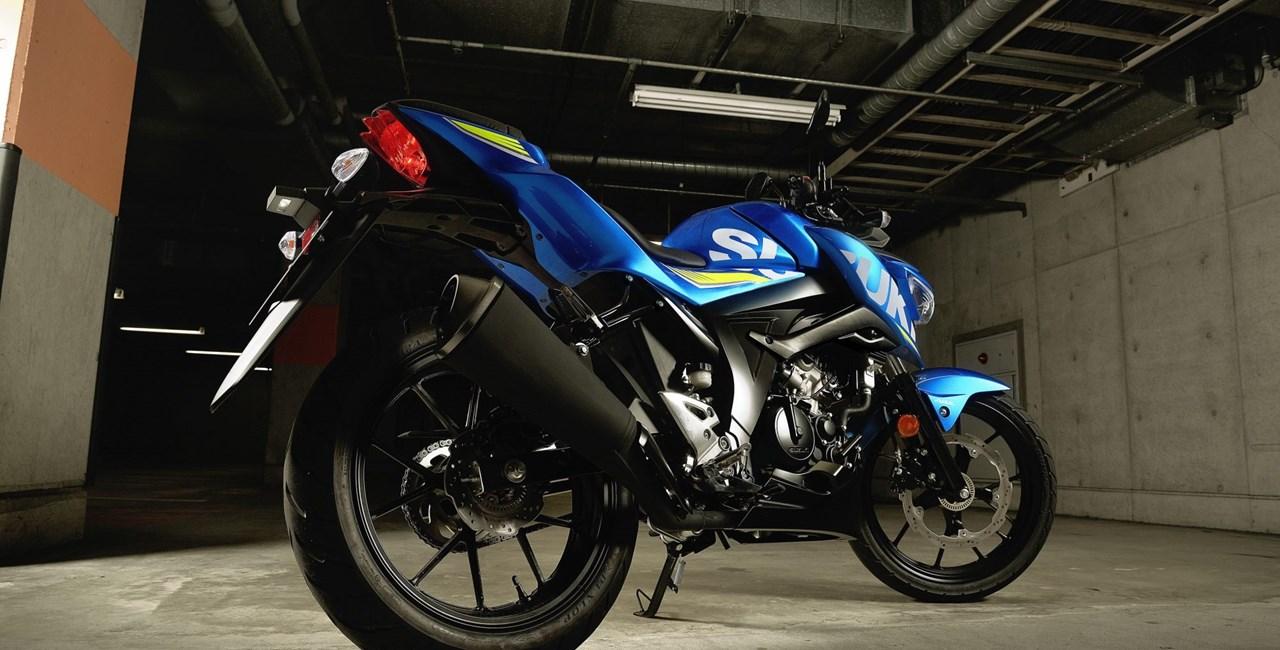 Suzuki GSX-S125 2017