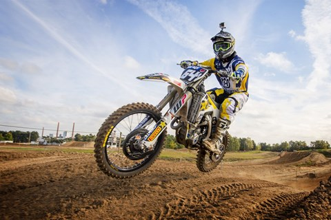 Husqvarna Factory Test 2016