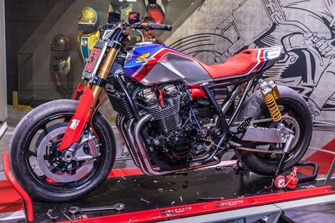 Honda CB 1100 TR Concept