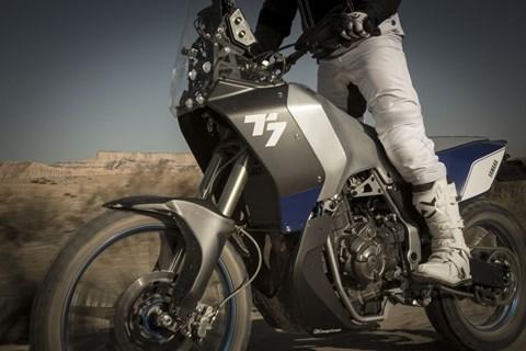 Yamaha Tenere 2018