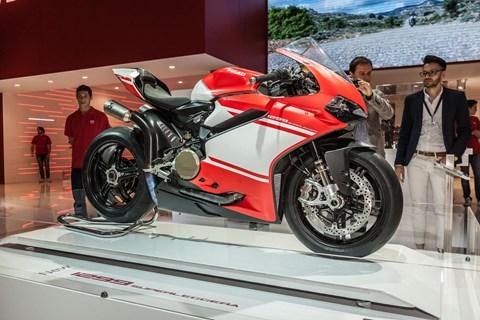 Ducati 2017 Preise und Liefertermine Österreich
