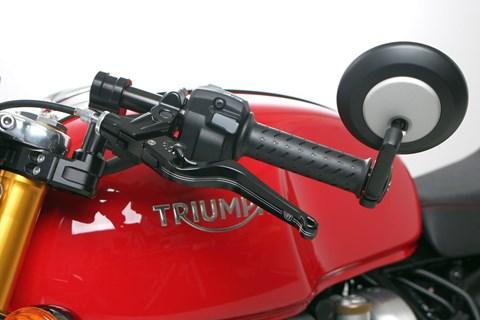 ABM Teile für Triumph Thruxton 1200 / R