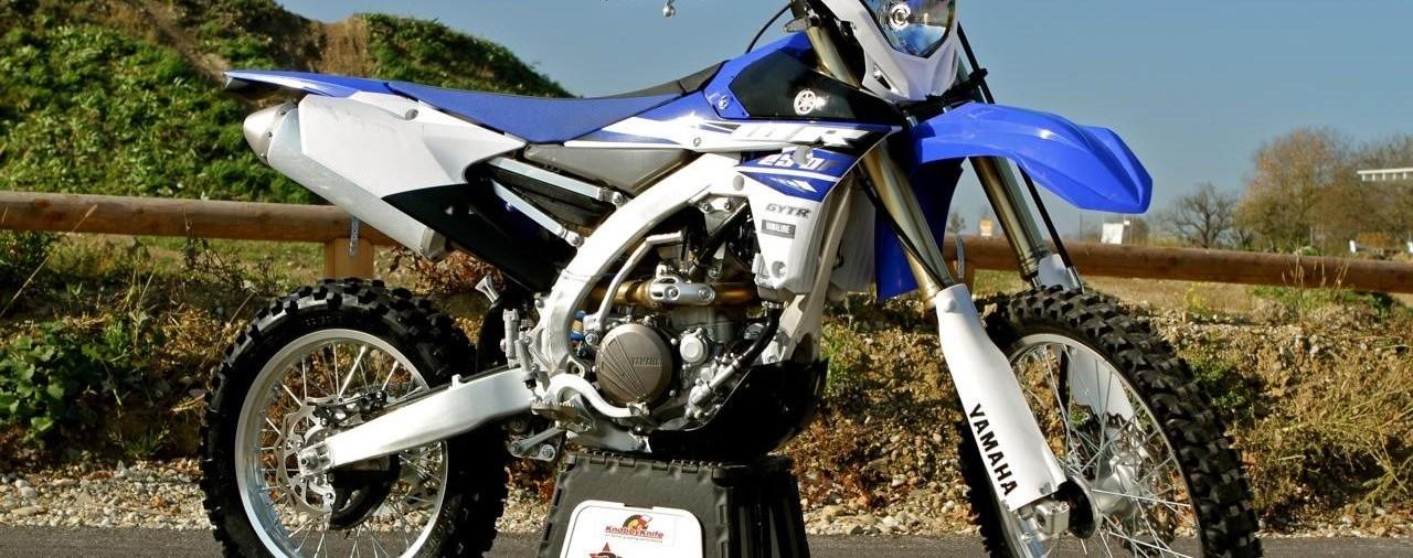 Yamaha WR 250F Dauertest Abschulssbericht