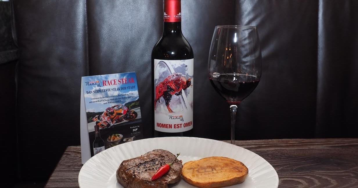 Red Bull Ring Race Steak