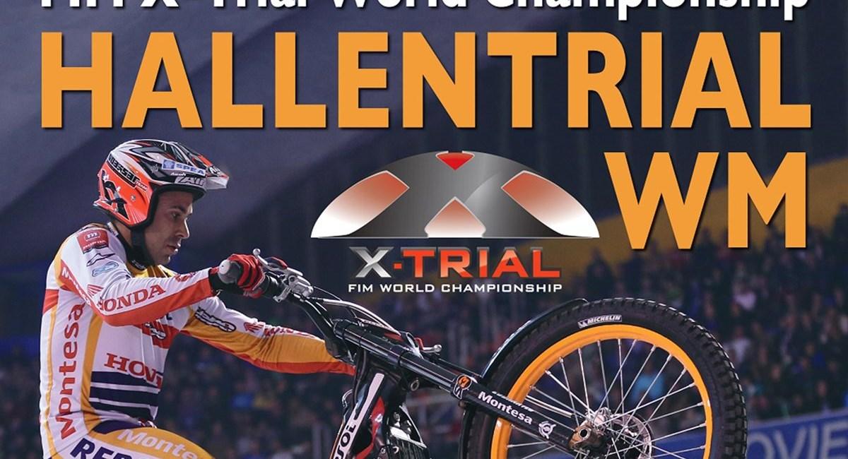Hallentrial-WM Wiener Neustadt/Arena Nova im März 2017