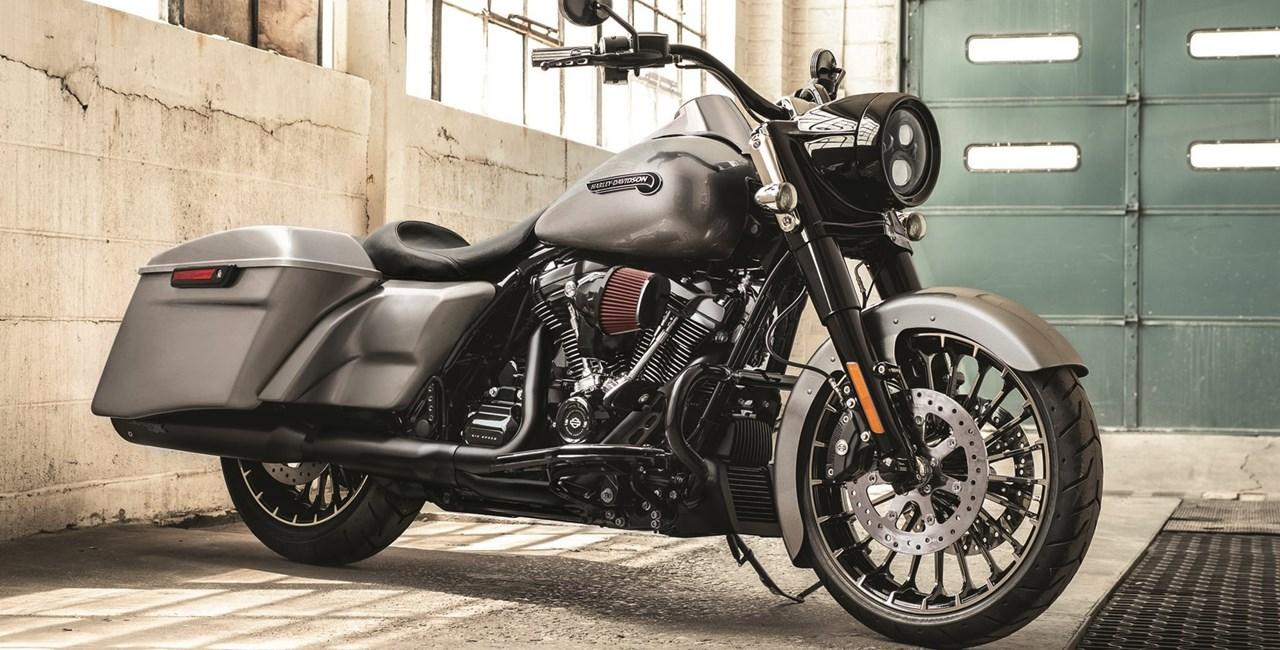 Harley-Davidson Zubehör 2017