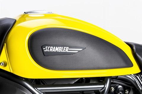 Neue Teile für Ducati Scrambler und BMW R nineT von Ilmberger