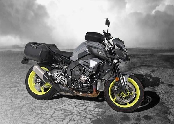 Hepco & Becker präsentiert Zubehör für die Yamaha MT-10