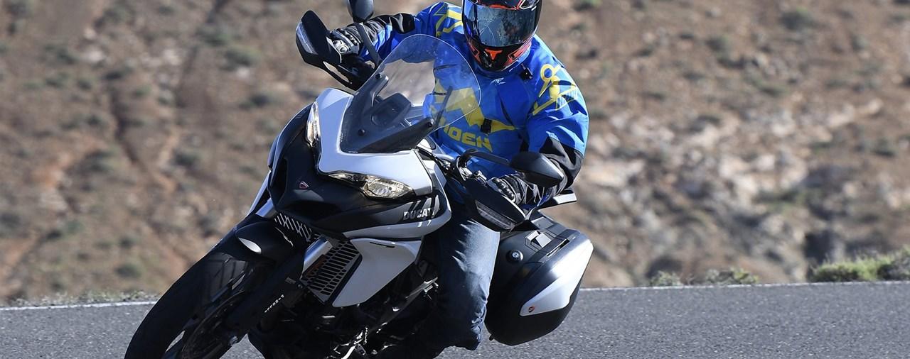 Ducati Multistrada 950 Test 2017