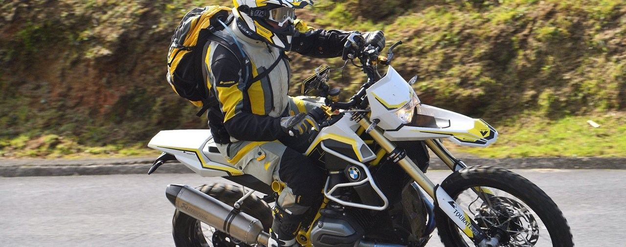 BMW R 1200 GS Rambler by Touratech