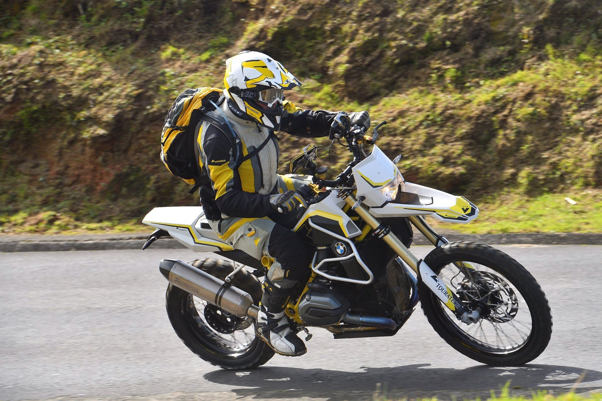 BMW R 1200 GS Rambler by Touratech Foto