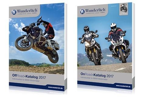 Wunderlich-Katalog mit 1400 Seiten BMW-Zubehör!