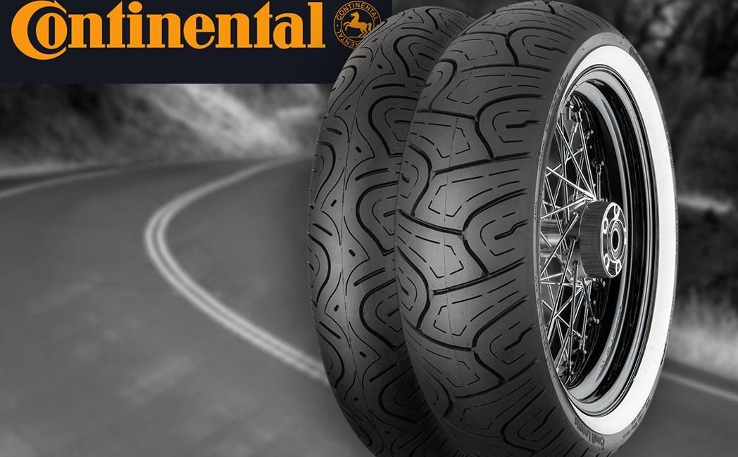 ContiLegend: Weißwand-Reifen von Continental