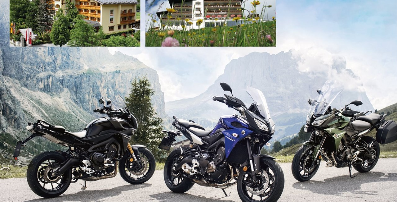Yamaha Motor Österreich, MoHo und Road Trip 78 Gewinnspiel