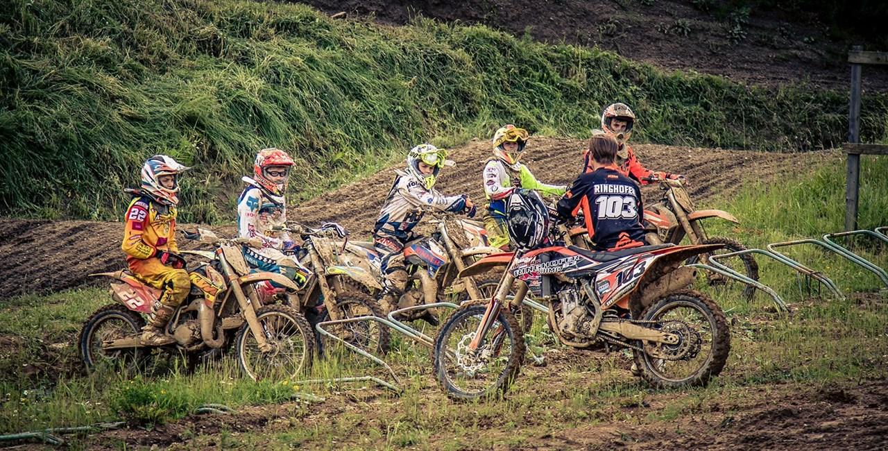 Young Fighterz Trainingscamp für Motocross-Nachwuchs