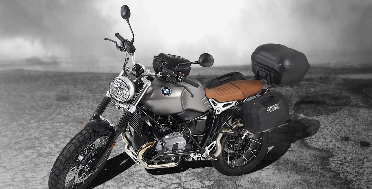 Neues Hepco&Becker Zubehör für die BMW R nineT Scrambler
