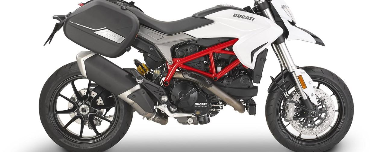 GIVI präsentiert neues Zubehör für Ducati Hypermotard 939