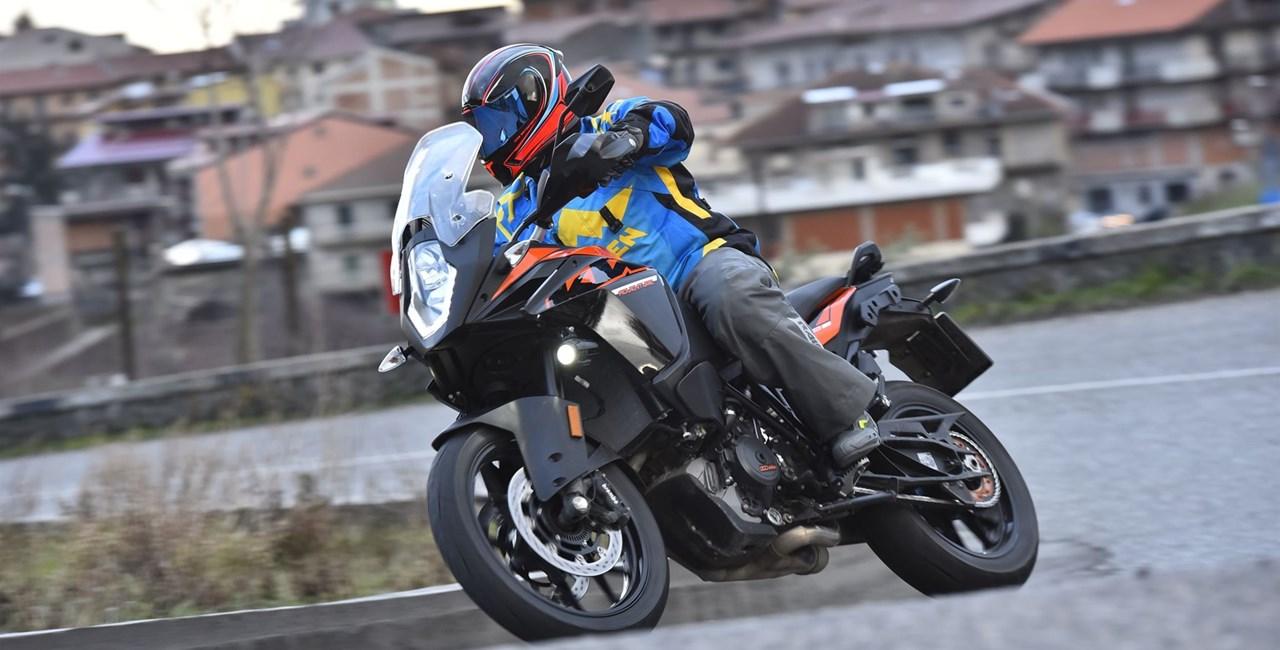 KTM 1090 Adventure Test 2017