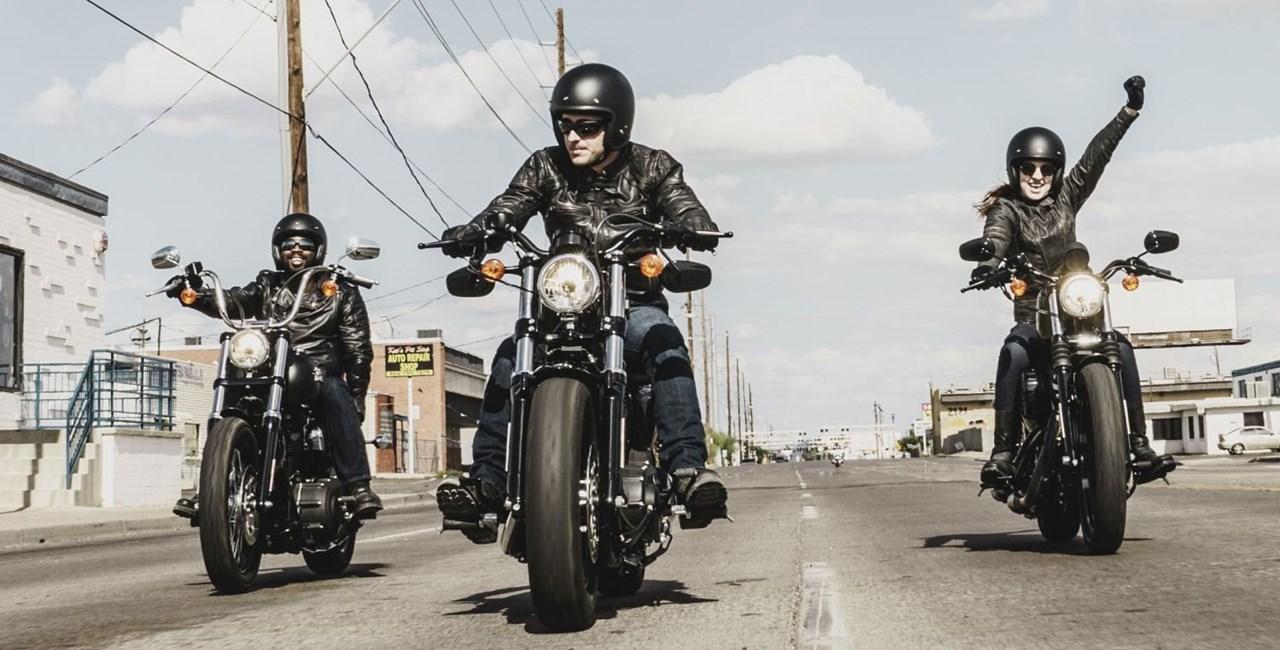 Am 1. April feiern die Harley-Davidson Vertragshändler Open House