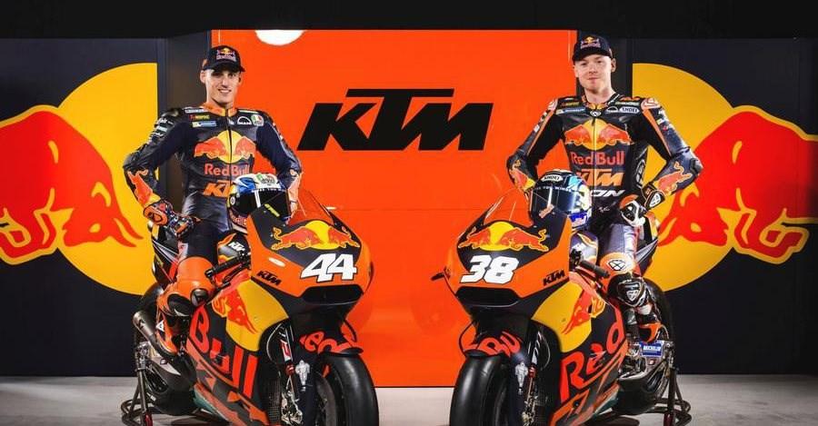 KTM MotoGP Bikes für 2017
