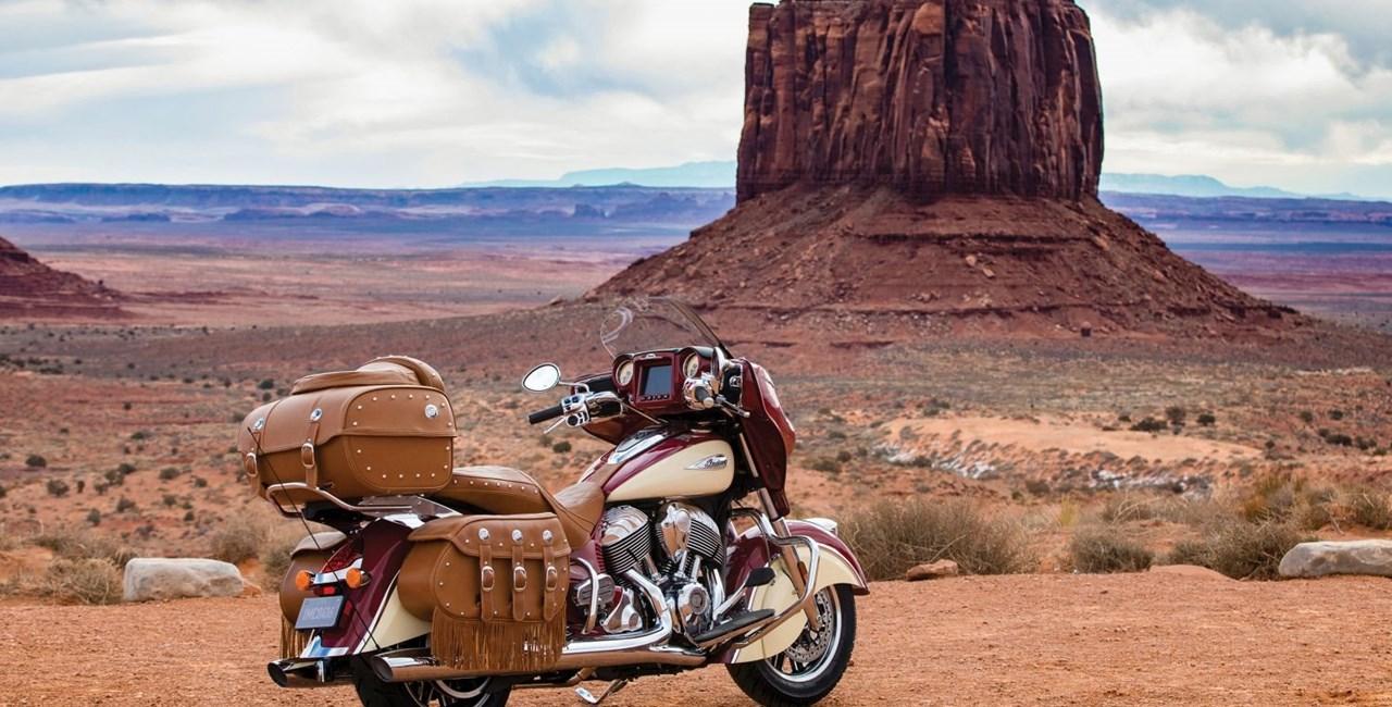 Die neue Indian Roadmaster Classic