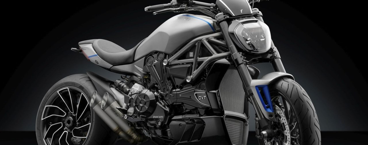 Rizoma und Ducati XDiavel S, The beauty and the beast - Motorrad News