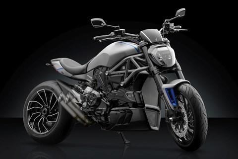 Rizoma und Ducati XDiavel S