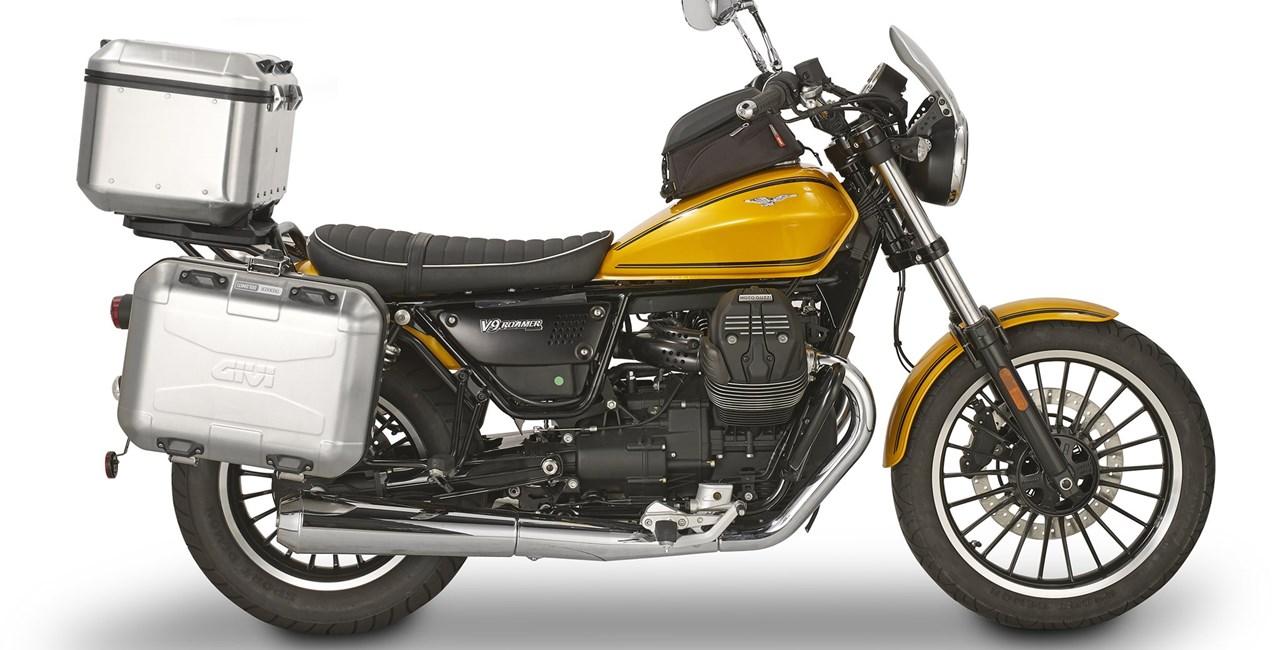GIVI Zubehör für Moto Guzzi V9 Roamer