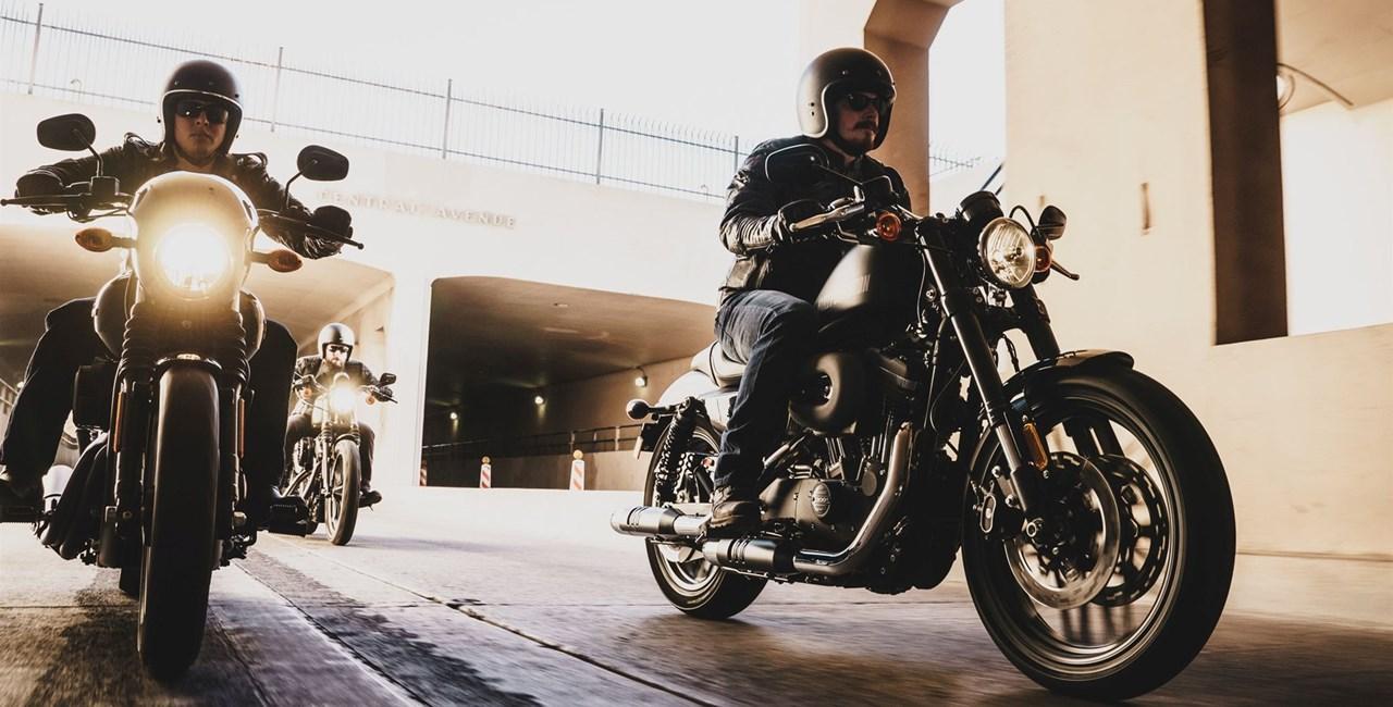 Harley-Davidson Probefahrtaktionen 2017