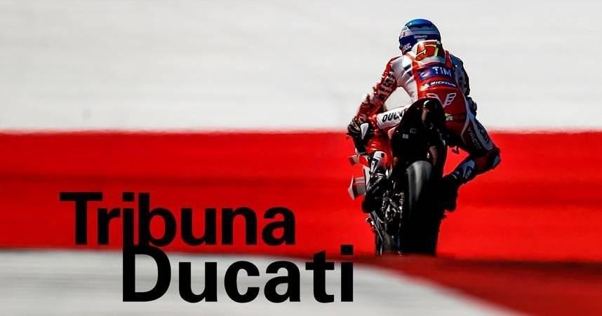 Sei dabei - auf der Tribuna Ducati!