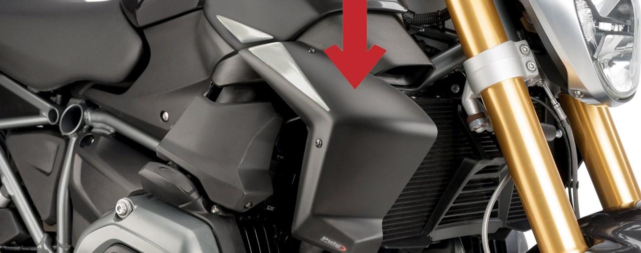 Neues Motorradzubehör von Hornig
