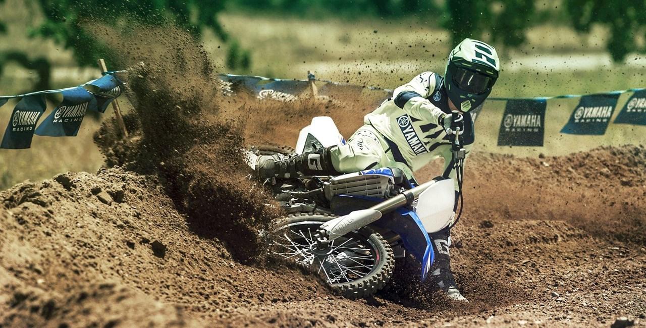 Erster Yamaha Offroad Testtag 2017 - Motocrosser testen