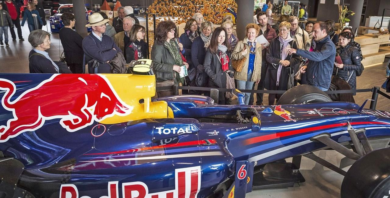 Saisonauftakt mit dem dritten Josefimarkt am Red Bull Ring