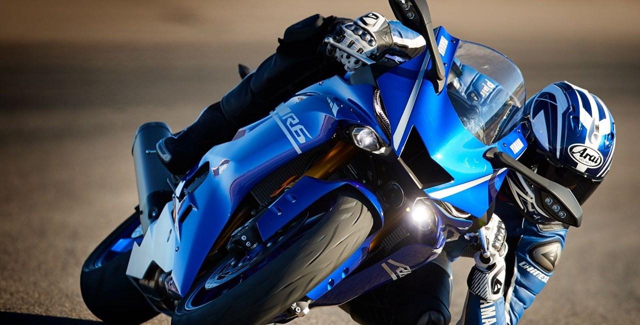 Leistung Yamaha YZF-R6 2017
